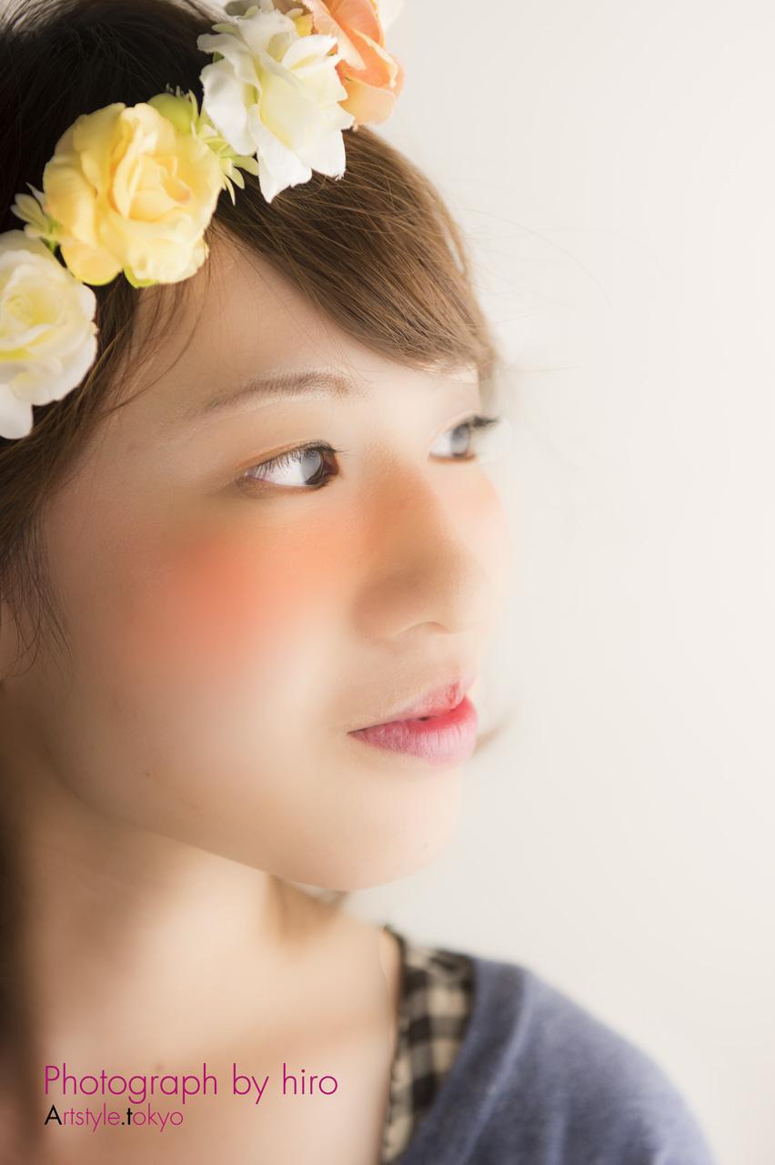 サロン撮影 NANAさん
